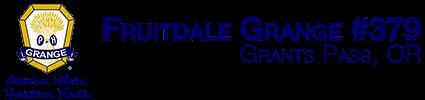 Fruitdale Grange Logo